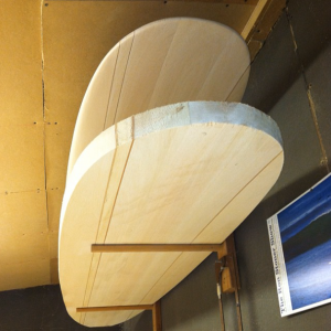 Chambered Balsa Wood Surfboard Design Process Yana Surf