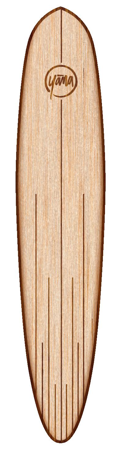 Wood Surfboard Design Gallery Yana Surf Enlightened
