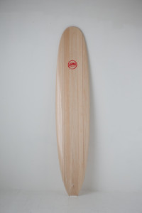Yana Surf Malibu Single Fin Balsa Wood Longboard