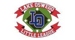 Lake Oswego Little League logo